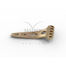 LCP Distal Radius Plate 2.4mm Head 05 Hole