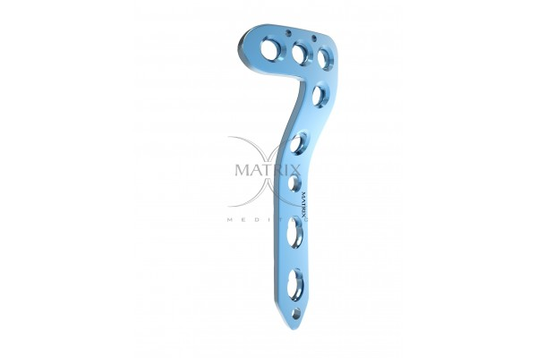 LCP Proximal Tibia Plate 4.5mm
