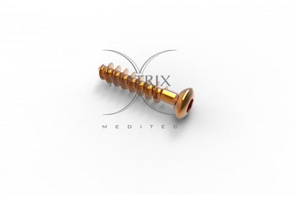 Cancellous Screw 4.0mm Full thread.
