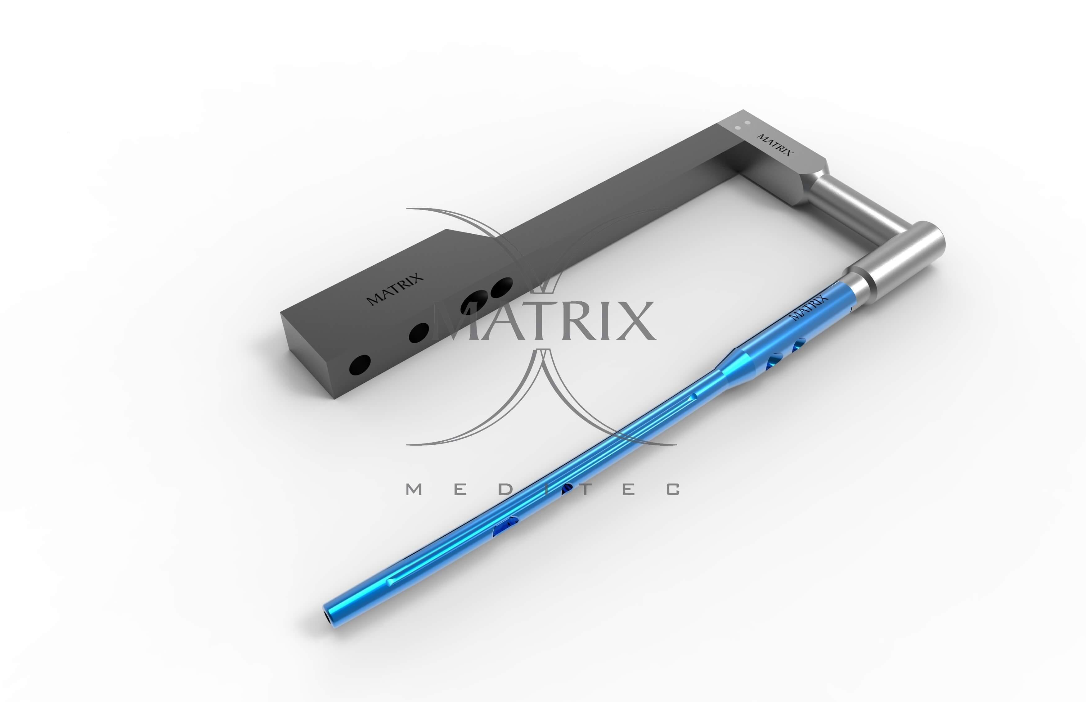 Matrix Meditec - manufacturer of orthopedic implants